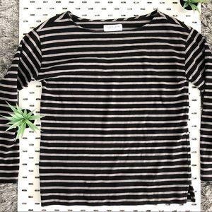 Everlane Striped Long Sleeve